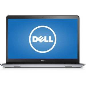 "Dell Silver 15.6"" i5547-7502sLV Laptop PC with Intel Core i5-4210U Processor, 12GB Memory, Touchscreen, 1TB Hard Drive and Windows 8.1"