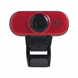 Logitech C210 Webcam RED