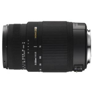 Sigma 70-300mm F/4-5.6 DG OS SLD Super Multi-Layer Coated Telephoto Lens for Nikon Auto Focus Mount Digital SLR Cameras