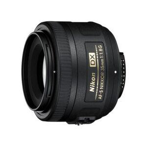 Nikon Nikkor 35mm f/1.8G DX AF-S Lens