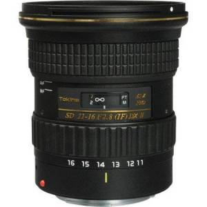 Tokina 11-16mm f/2.8 AT-X 116 PRO DX-II Lens for Canon EF