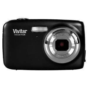 Vivitar VF126 ViviCam F126 Digital Camera, Body Only