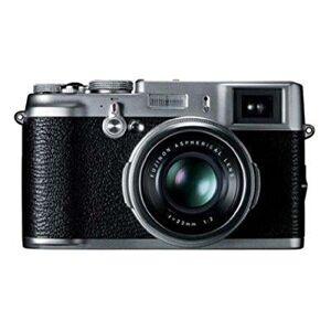 Fuji X100 12.3 MP APS-C CMOS EXR Digital Camera with 23mm Fujinon Lens and 2.8-Inch LCD