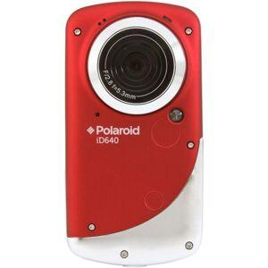 Polaroid Red ID640-RED HD Waterproof Pocket Video Camera