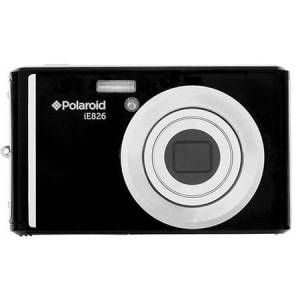 """Polaroid IE826-BLK 18MP Digital Camera with 2.4"""" Preview Screen Black"""