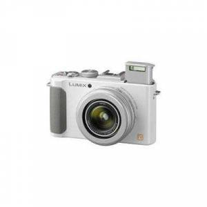 Panasonic Lumix Lx7 10.1Mp Full Hd 60P Digital Camera With Fast & Bright Leica Optics-White Lumix Lx7 10.1Mp Full Hd 60P Digital Camera With Fast & Bright Leica Optics-White 6.7500 L X 6.0000 W X 3.00