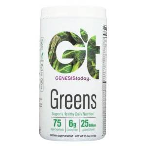 Genesis Today GenEssentials Greens - Vegetarian - 15.5 oz.