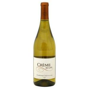 Cr me De Lys Creme De Lys Chardonnay 750 Ml
