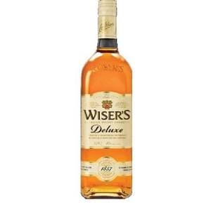 Wisers Deluxe Reg 750 Ml