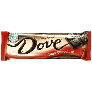 DOVE Chocolate Dove Dark Chocolate Silky Smooth: 18 Bars of 1.44 Oz