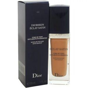 Christian Dior Diorskin Eclat Satin Makeup for Women #400 Honey Beige, 1 oz