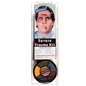 Graftobian Severe Trauma Complete Makeup Kit