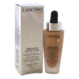 Lancome Miracle Air De Teint Perfecting Fluid Matte Glow Creator SPF 15, #02 Lys Rose, 1 Oz