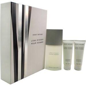 Issey Miyake L'eau D'issey for Men Fragrance Gift Set, 3 pc