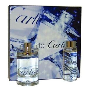 Cartier Eau De Cartier Cartier 2 pc Gift Set Unisex