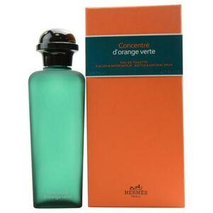 Hermes D'orange Vert Concentre Edt Spray 6.7 Oz By Hermes