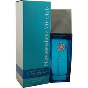 Mercedes-Benz VIP Club Energetic Aromatic by Mercedes-Benz for Men - 3.4 oz EDT Spray