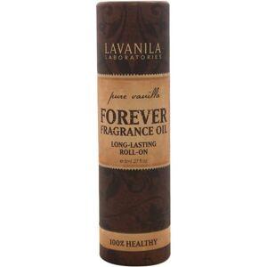 Lavanila Forever Fragrance Oil - Pure Vanilla by Lavanila for Women, 0.27 oz