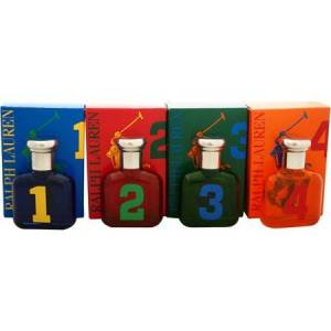 Ralph Lauren The Big Pony 4-Piece Mini Gift Set