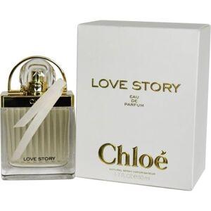 Chloe Love Story for Women Eau de Parfum Spray, 1.7 fl oz