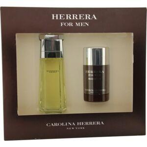 Carolina Herrera Herrera Set-Edt Spray 3.4 Oz & Deodorant Stick 2.1 Oz By Carolina Herr