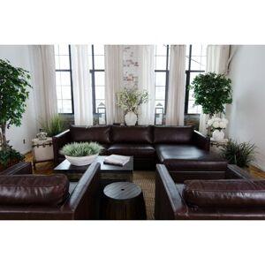 Elements Fine Home Furnishings Elements Fine Home Urban Leather Sofa Set