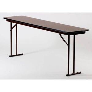 Correll St1860Px-13. 75 Inch High-Pressure Off-Set Leg Seminar Table- Dove Gray