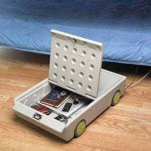 ECR4Kids Lock and Roll Storage Box