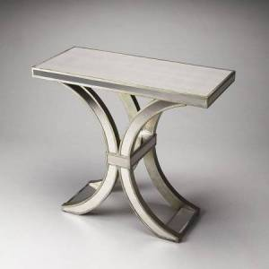 Butler Specialty Butler Stefano Mirrored Console Table