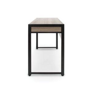 Essentials by OFM OFM Essentials 2 Drawer Writing Desk in Driftwood (ESS-1002-DWD)