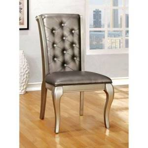 Furniture of America Sylera Dining Chair - Set of 2