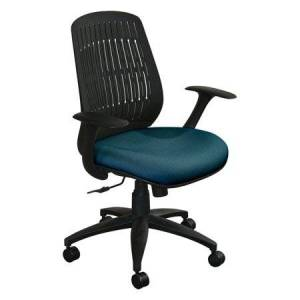 Marvel Fermata Wave Chair with Black Base