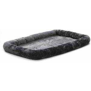 """Quiet Time Midwest Quiet Time Pet Bed, Gray, 54"""""""