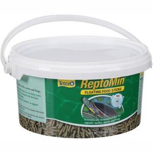 Tetra ReptoMin Floating Food Sticks 2.5L Bucket