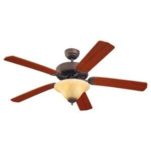 Monte Carlo Homeowner Deluxe 52 Inch Indoor Ceiling Fan