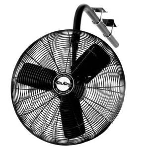 Air King 9671 24 inch 1/3 HP Non-Oscillating I-Beam Mount Fan
