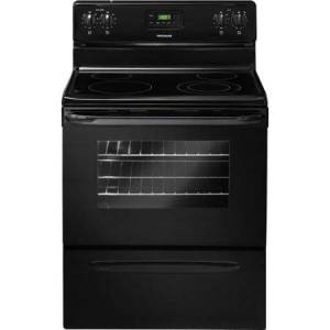 """Frigidaire FFEF3013L 30"""" Freestanding Electric Range with Ready-Select Controls"""