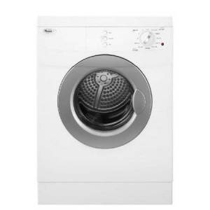 Whirlpool 3.8 CU. FT. FRONT LOAD ELECTRIC DRYER, WHITE, 7 DRYING CYCLES