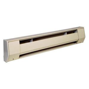 """King Electrical 2K2405A 27"""" 240 Volt 500 Watt Baseboard Heaters"""