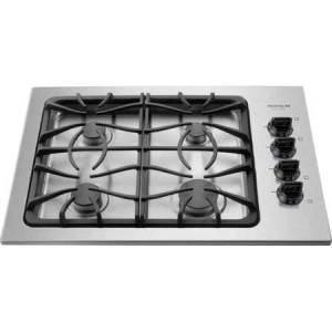 """Frigidaire FGGC3045QS 30"""" Gas Cooktop with Quick Boil and Express-Select Control"""