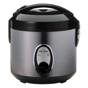 Sunpentown SC-1201S 6 Cup Stainless Body Rice Cooker