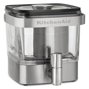 KitchenAid ® Cold Brew Coffee Maker Brushed Stainless Steel (KCM4212SX)