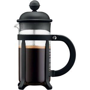 Bodum Java French Press Coffee Maker, 3 Cup, 0.35L, 12 oz, Black