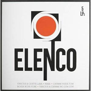 Elenco LP Box Set / Various (Vinyl)