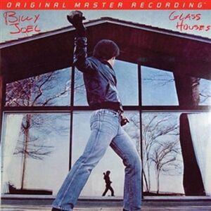 Glass Houses (Ltd) (Ogv) (Vinyl)