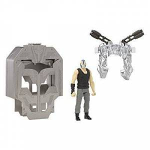 Mattel batman the dark knight rises quicktek fist fury bane figure