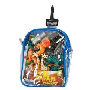 DollarItemDirect 12 PC SAFARI KIDS SET, Case of 36