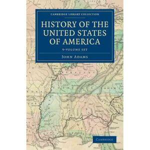 United History of the United States of America (1801 1817) 9 Volume Set
