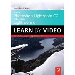 Pearson Adobe Photoshop Lightroom Cc 2015 Lightroom 6 Learn by Video