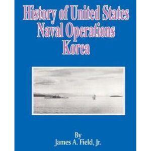 United History of United States Naval Operations Korea